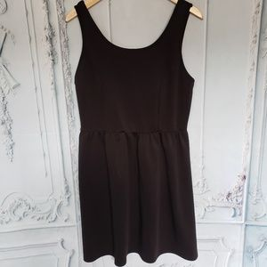 F21+ Black Sleeveless Dress Size 1X
